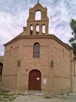 Vista de la ermita San Miguel
