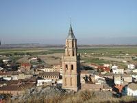 Vista de la iglesia San Esteban