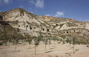 Vista de las Cuevas de Arguedas (1,56 Mb)
