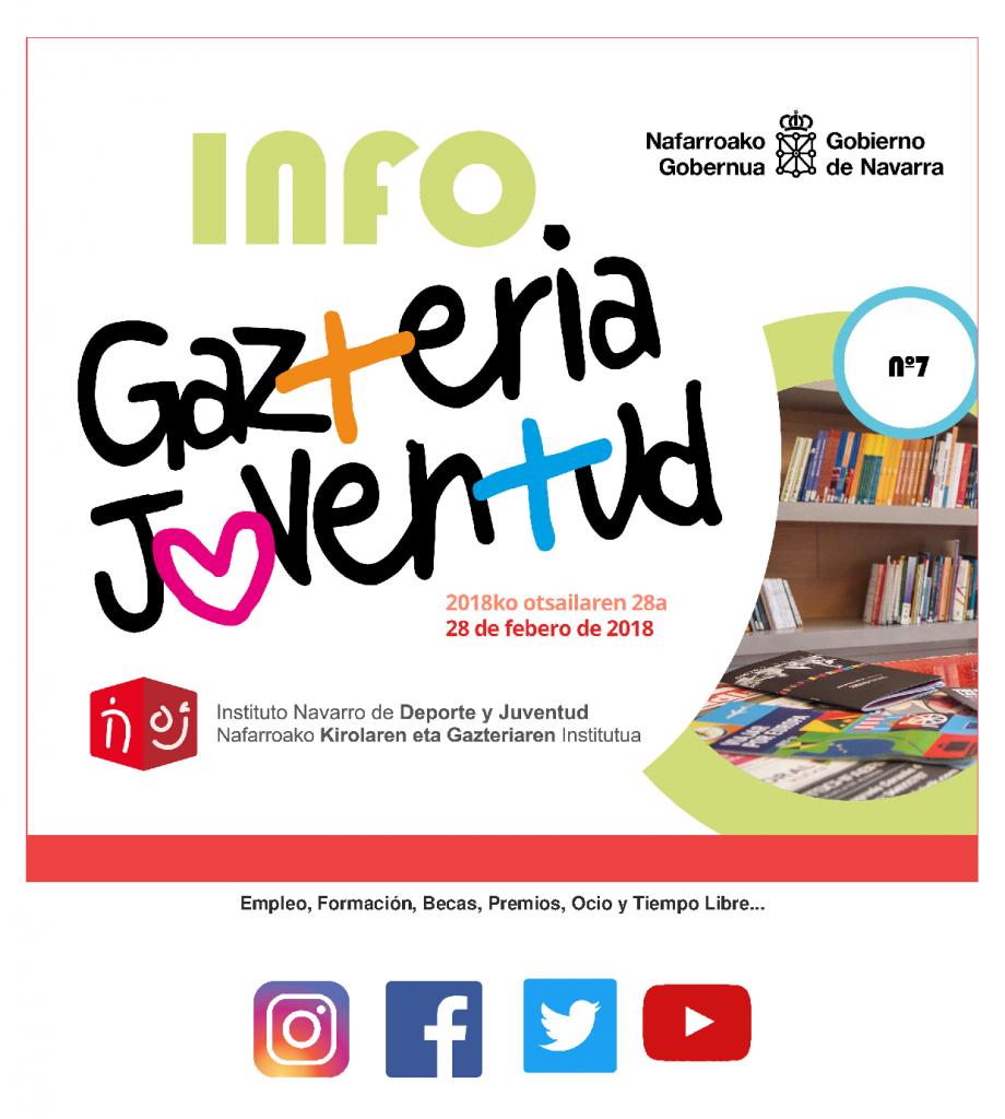 Boletín Información Juvenil